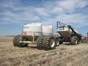 Liquid Fertilizer App systems