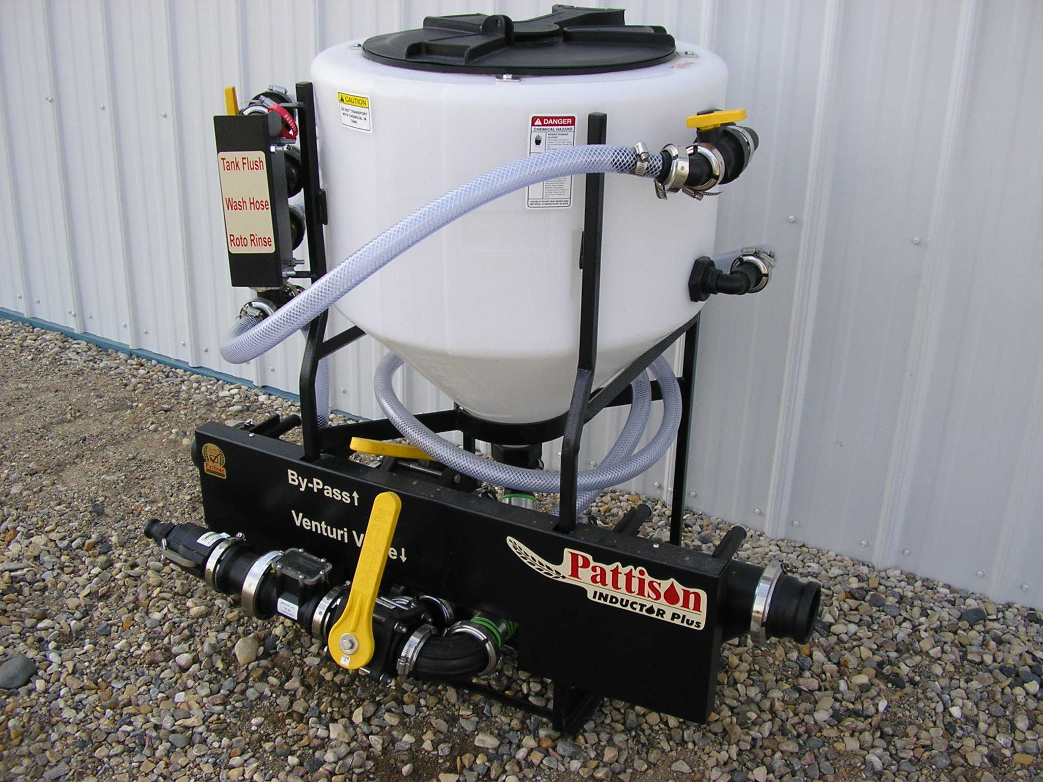 Inductor Pro II - Spray Management Systems - Pattison Liquid