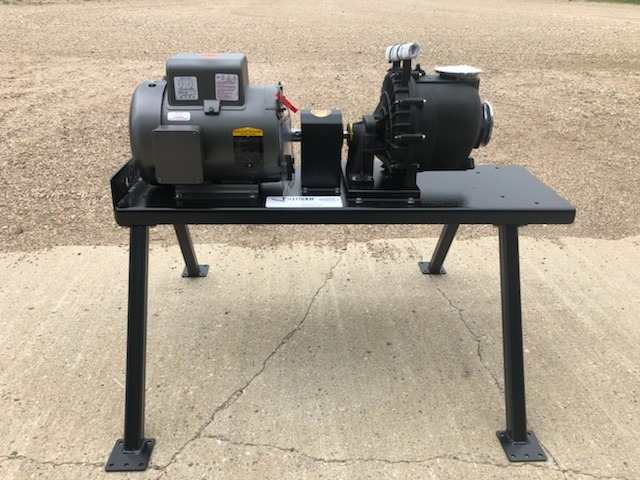 Electric Powered Centrifugal Pumps