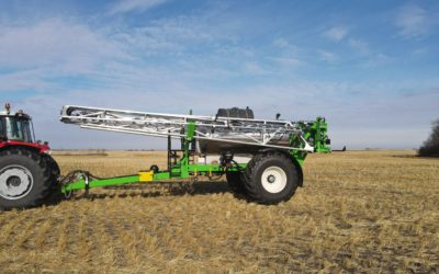 How does the Sniper Pull-Type Sprayer Fit on Your Farm?