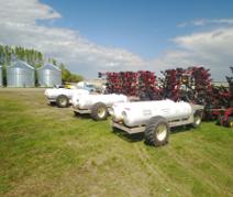 NH3 Wagons